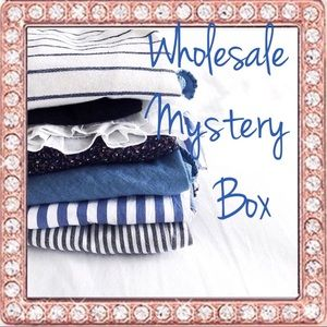 Wholesale Mystery Lot Resellers Box